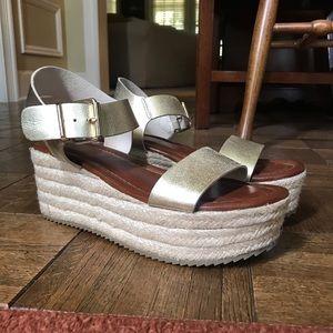 Mossimo Nonie platform espadrille sandal